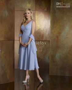 Mother Of The Bride | Tea Length Mother of the Bride Dresses - Posts - Chiffon Bridesmaid ...
