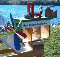 Whirligig Craft Ideas Adding Fun Yard Decorations to Backyard Designs