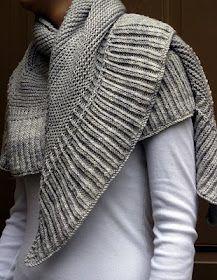Mara shawl   madelinetosh.com/...