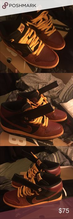 Men's Nike SBs. Men's Nike SBs High top ...