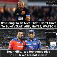 IPL boss Suresh Raina and Rohit Sharma For more cricket fun click: http://ift.tt/2gY9BIZ - http://ift.tt/1ZZ3e4d