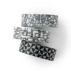 $7.25 3 rolls Washi tape is a popular crafting item,