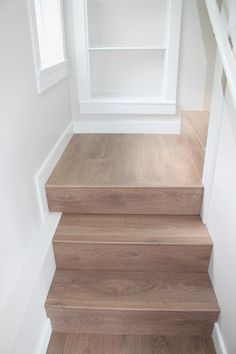 Laminate Staircase Installation