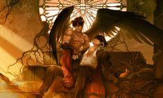 Devil Jin by ultramarineandwhite on DeviantArt