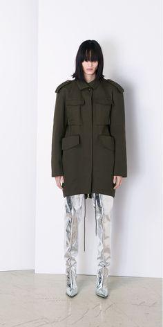 Balenciaga Jacket for Women - Discover the latest collection at the official Balenciaga online store.