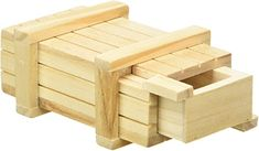 Goki HS192 - Tovertruckkist met geheime sluiting: Amazon.nl Escape The Classroom, Wood, Crafts, Manualidades, Woodwind Instrument, Timber Wood, Trees, Handmade Crafts, Craft