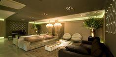 Living contemporâneo e (muito) sofisticado - we love decor!