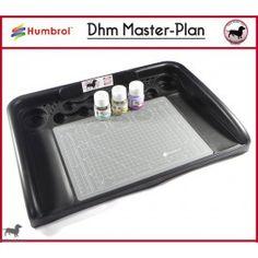 Outillage maquette- DHM Master Plan – Station Modélisme Nomade  - HUMBROL