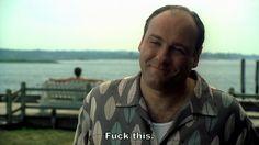 Tony Soprano quote