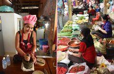 VLOG CAMBODGE #5 Battambang & Cooking class