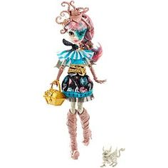 Luxury Check out the Monster High Shriekwrecked Nautical Ghouls Rochelle Goyle Doll DTV