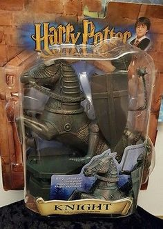 2001 Mattel Harry Potter Knight Deluxe Creature Collection Figure