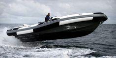 Brutal! Por algo esta Zodiac se llama halcón de mar (Sea Hawk). En vídeo: http://youtu.be/O_1DZb2e6OQ