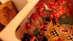 Caroline's dollhouse project Travel Trailer 2014-09 - YouTube