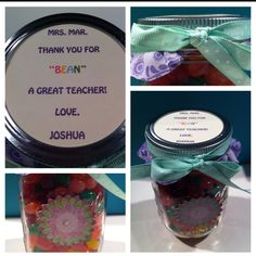 Teacher Easter gift