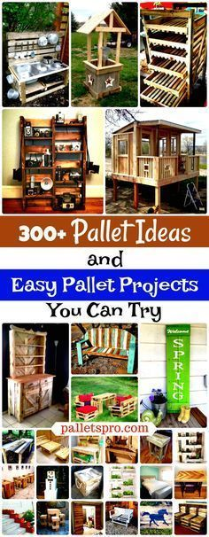 We would like here to peak into the DIY pallet projects only and have brought these 300 pallet ideas all from genius people around the globe and would - May 25 2019 at Wooden Pallet Projects, Wood Pallet Furniture, Furniture Projects, Diy Furniture, Pallet Bench, Outdoor Pallet, Repurposed Furniture, Furniture Plans, Antique Furniture