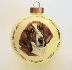 Handbemalte Christbaumkugeln.17 Best Pet Portraits Ornament Memorial Pet Portrait Painting