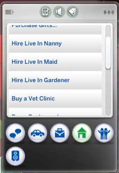 LittleMsSam's Sims 4 Mods: Live in Nanny, Maid, Gardener Sims 4 Mods, Sims 4 Cheats, The Sims 4 Bebes, Sims 4 Challenges, The Sims 4 Packs, Sims 4 Game Packs, Sims 4 Traits, Muebles Sims 4 Cc, Pelo Sims