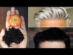 Grey Hair Remedies, Hair Remedies For Growth, Black Hair Tips, Black Hair Growth, Grow Hair, Hair Hacks, Healthy Hair, Beauty Skin, Hair Care