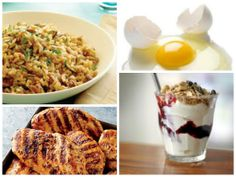 5 Fat Burning Food to look slimmer this new year.  Egg whithes. Brown Rice Oat meal Greek Yogurt Chicken breast Learn more at http://www.howtolookslim.com.au/content/32-diet-nutrition
