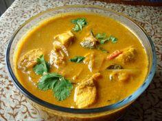 Recette facile économique | La sauce au curry ou à l'indienne | Cuisine Indienne