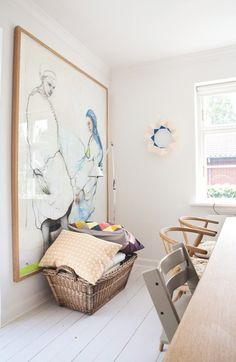 Tekstildesignerens skønne hjem - Bolig Magasinet Mobil