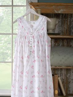 d4739cc3d8 Eileen West Morning Meadow Nightgown. Cotton SleepwearSleepwear Women Nightgowns ...