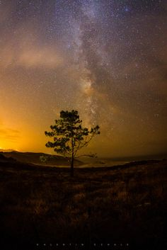Illa de Ons Night Skies, Spain, Lens, Celestial, Sunset, Outdoor, Sunsets, Outdoors, The Great Outdoors