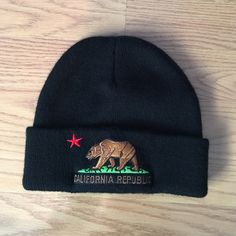 California Republic Hat California Republic hat  Condition: Great condition!! Accessories Hats