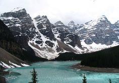 Lake Moraine National Park,Canada