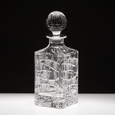 Ares Crystal Whisky Decanter 800ml