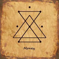 Magic Symbols, Symbols And Meanings, Love Symbols, Viking Symbols, Egyptian Symbols, Viking Runes, Ancient Symbols, Witch Spell, Symbolic Tattoos