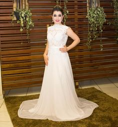 Vestidos de noiva Vanessa