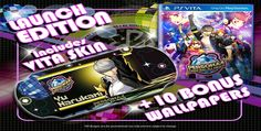 Persona 4: Dancing All Night coming to PS Vita in the Fall with two editions to buy. #Gaming #News #PSVita #PlayStation #Vita #P4D #Persona