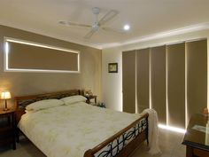 Panel Blinds, Door Coverings, Windows, Doors, Bed, Furniture, Image, Home Decor, Google