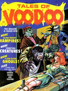 Tales of Voodoo, July 1970