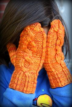 Ravelry: Mister or Missus Mittens pattern by Megan Grewal