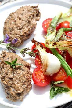 Les Cuisines de Garance: Tartinade de Lentilles du Puy & Algues Hijiki pour ( se ) donner de la force ....