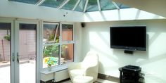 Conservatory Designs have an expansive orangery range which and offers lovers of orangeries in Dublin something different from a standard conservatory. Conservatory Design, Conservatories, Sunroom, Dublin, Ireland, Flat Screen, Designers, Sunrooms, Blood Plasma