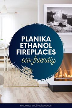 Suspended Fireplace, Hanging Fireplace, Small Fireplace, Diy Fireplace, Living Room With Fireplace, Fireplace Design, Sustainable Design, Sustainable Living, Ethanol Fuel