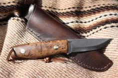 Enzo elver from P. Myler Leather Craft