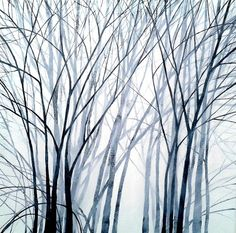 Wonderfully atmospheric work from the talented painter Gill Ayre http://www.gillayre.co.uk/