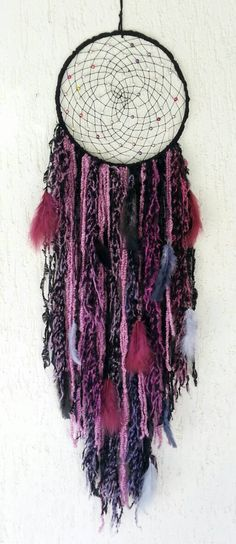 Check out this item in my Etsy shop https://www.etsy.com/listing/216457457/large-dream-catcher-bohemian-dream