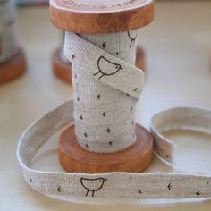 I really love this bias tape!  Oh! The possibilities!