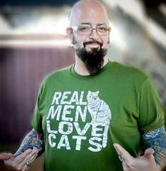 Jackson Galaxy and I need to be friends.