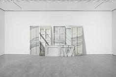 Marble Doors de l'artiste Ai Weiwei