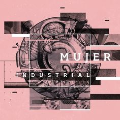 """Libro experimental """"Mujer industrial"""" on Behance"""