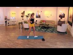 ▶ Full Body Strength Training 30-Minute Workout - YouTube from Clean Cuisine #30minworkout #cleancuisine