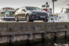 Wie schlägt sich der neue Ford Mondeo Hybrid im Test? Eine Fahrt Köln - Amsterdam soll Aufschluss geben.