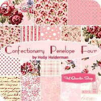 Confectionary Penelope Four Fat Quarter Bundle Holly Holderman for Lakehouse Dry Goods